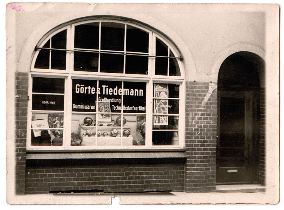 Görte & Tiedemann GmbH & Co KG geschichte