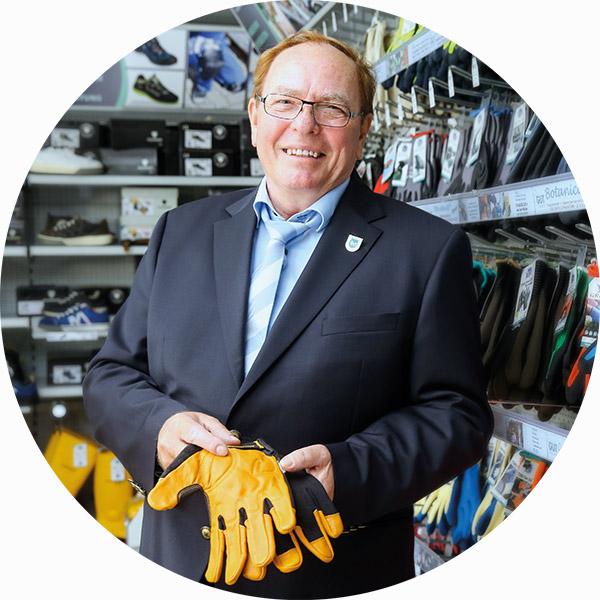 Qualität & Tradition Hand in Hand — Rolf Grön, Inhaber seit 1983 —